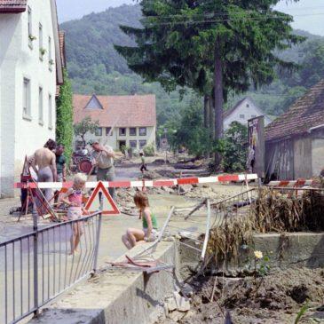 Hochwasser Klettgau